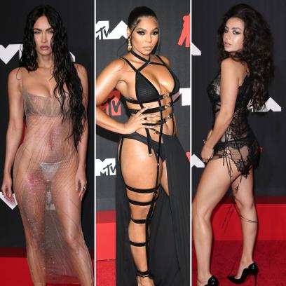 2021VMAsRevealingOutfits: Red Carpet Photos of Sexiest Looks