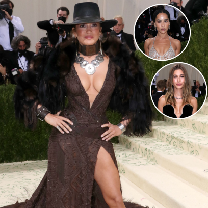 The Best Braless Fashion Moments at the Met Gala Over the Years! Kendall, J. Lo, Beyonce and More