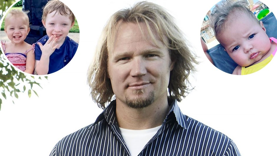 Generations! Meet the Adorable 'Sister Wives' Grandkids