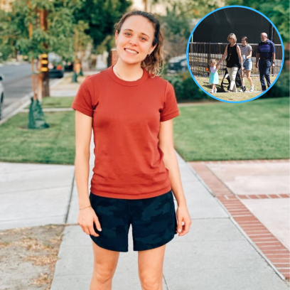 Jinger Duggar Wearing Shorts 'Counting On' Alum's Style Photos