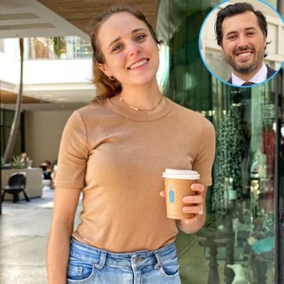 Jinger Duggar's Coffee Date With Jeremy Vuolo