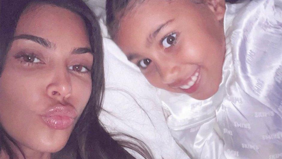 Kim Kardashian Reveals Daughter North Loves Goth