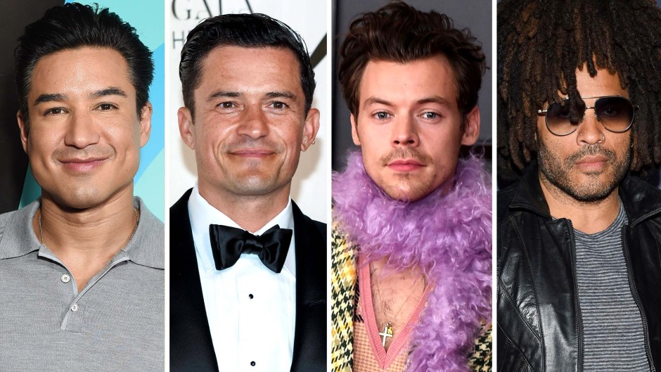 Male Celebs Suffering Wardrobe Malfunctions: Photos of Ripped Crotches Pants Slipping Off More