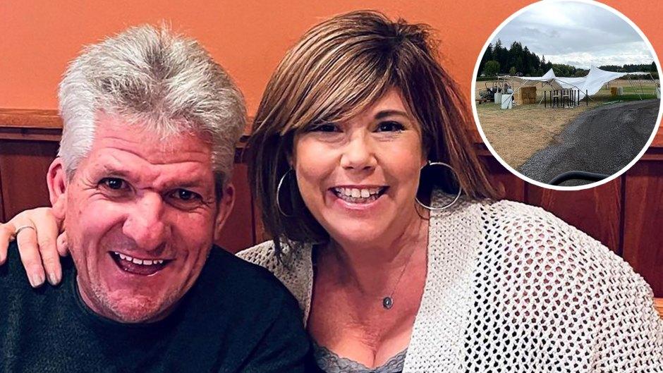 Matt Roloff and Caryn Chandler Enjoy Date Night After 'Disaster' on Roloff Farms