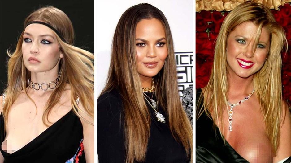 Memorable Celebrity Wardrobe Malfunctions Iconic Fashion Accidents Photos