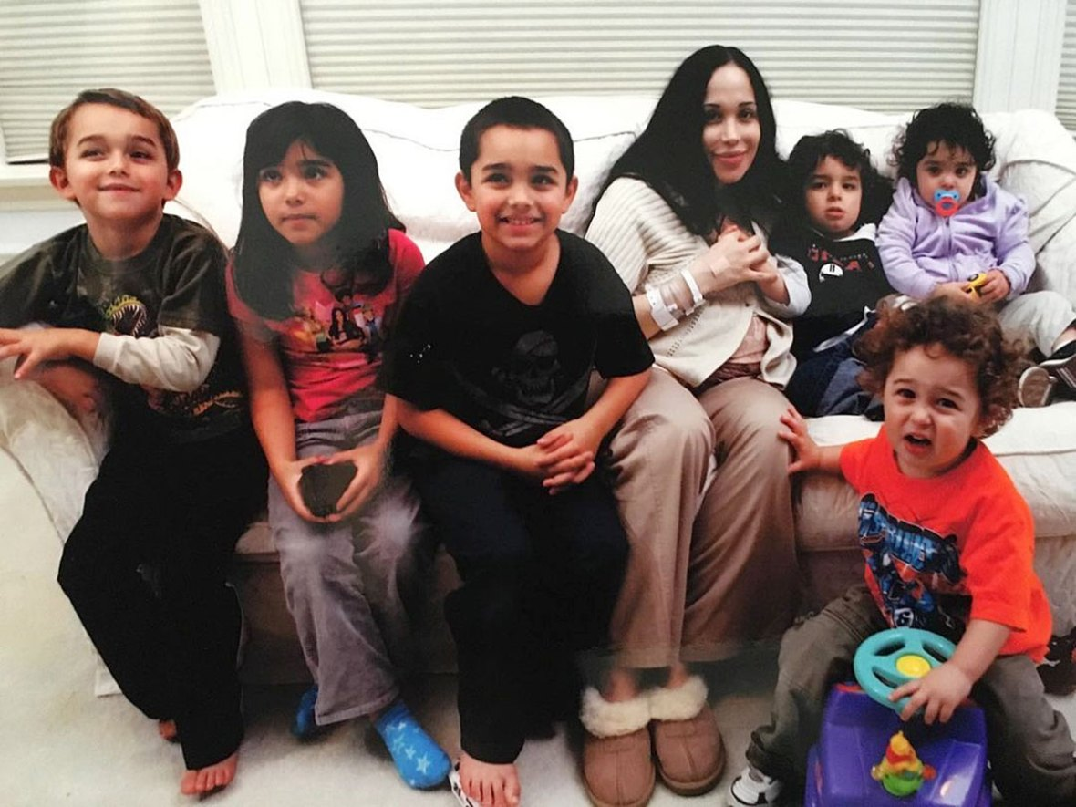 Octomom Nadya Suleman Recalls Having Escape Hospital After Delivery New Book