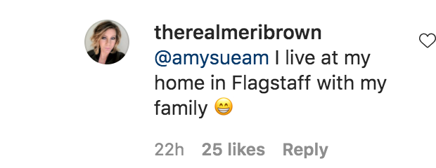 Meri Brown Comment Flagstaff