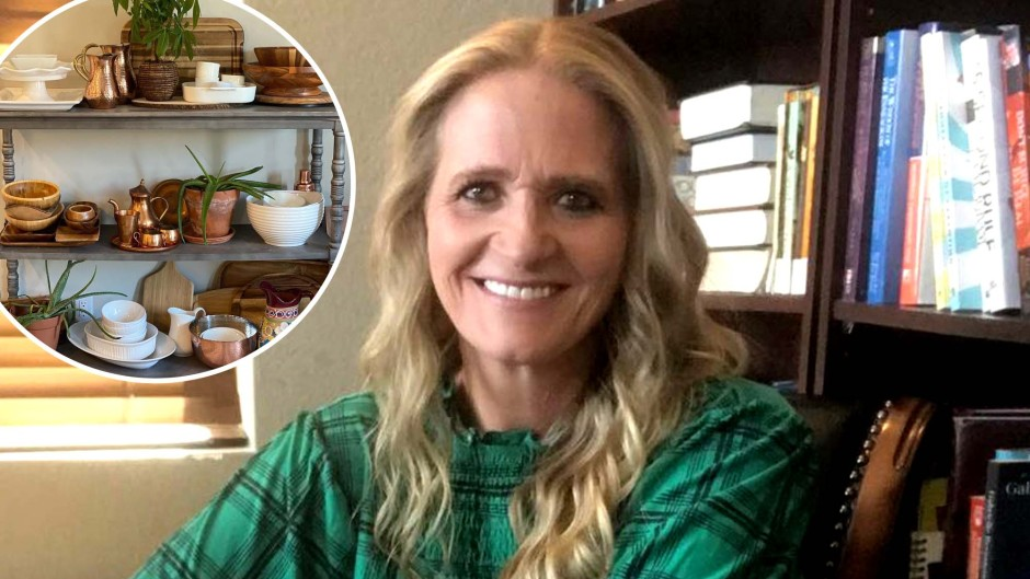 Sister Wives Star Christine Brown Gives Peek Her French Inspired Decor