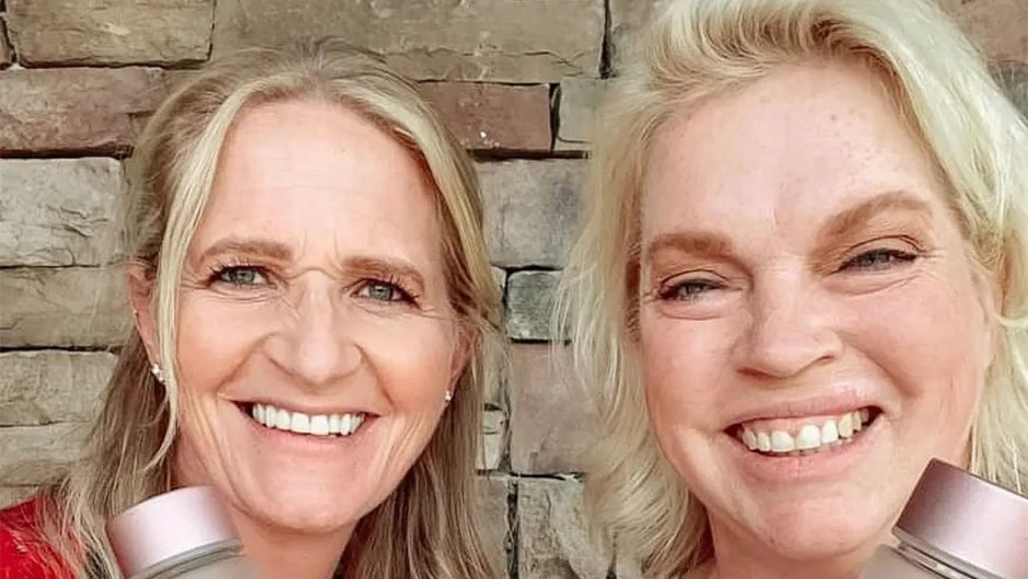 Sister Wives' Star Christine Joins Janelle Brown on Weight Loss Journey