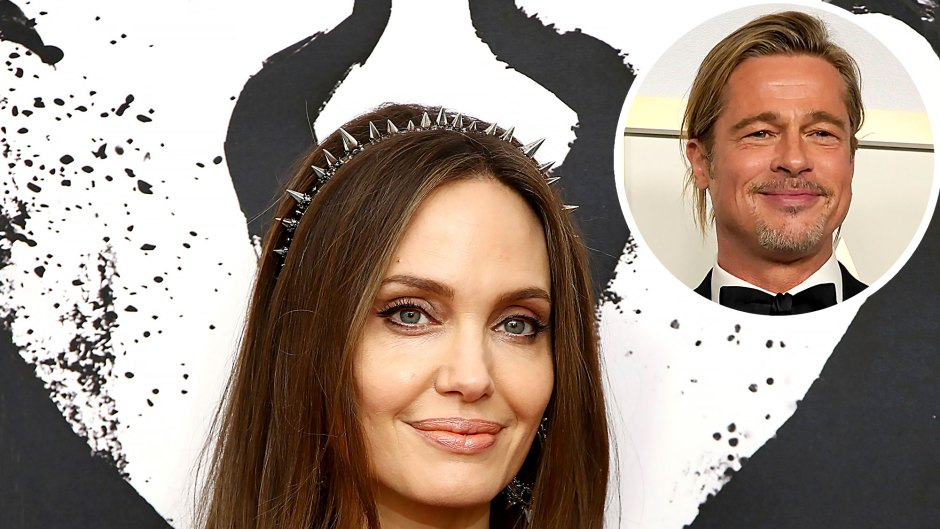 angelina jolie feared family safety brad pitt marriage