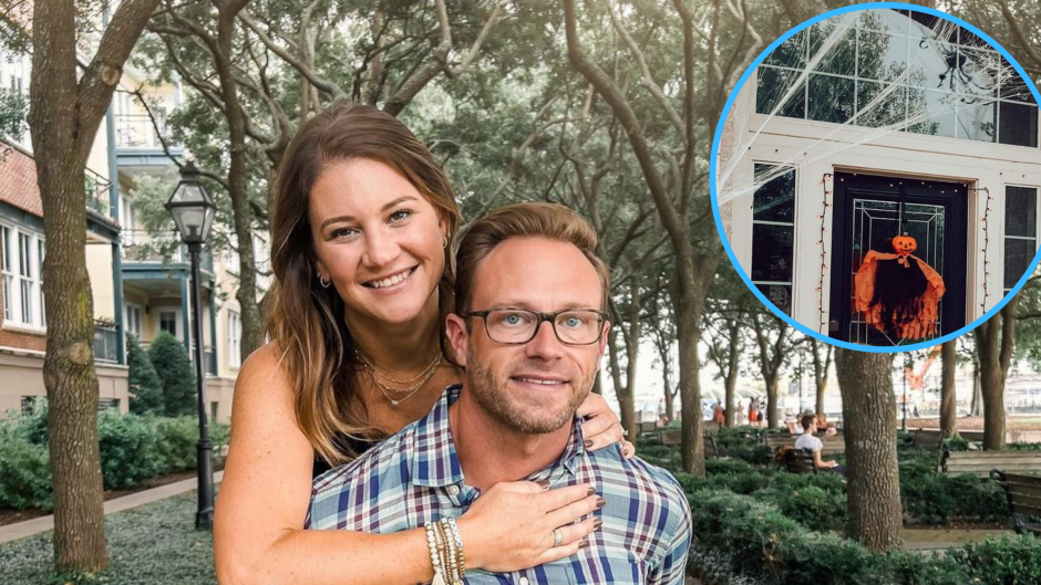 outdaughtered busby halloween decor 2021
