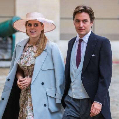 Princess Beatrice and Edoardo Mapelli Mozzi Give Birth Baby No 1