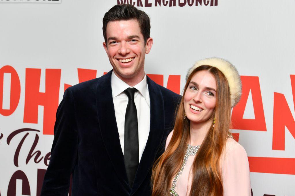Pregnant Olivia Munn, John Mulaney Expecting Baby No. 1 Amid Divorce from Anna Tendler
