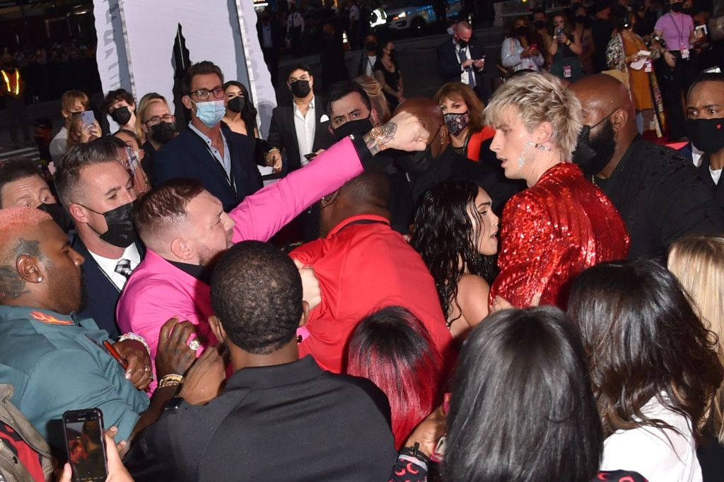 Why Are MGK and Conor McGregor Fighting at the 2021 VMAs? 2