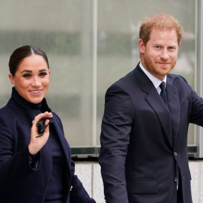 Prince Harry and Meghan Markle Make a Rare Public Appearance in NYC Amid Royal Family Drama: Photos