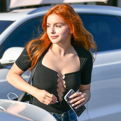 Ariel Winter's Best Braless Moments Over the Years: See Photos!
