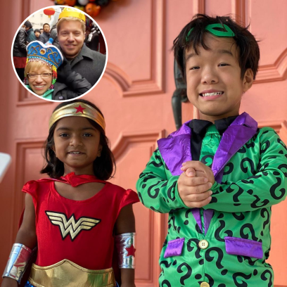 'The Little Couple' Stars Jen Arnold and Bill Klein's Kids Will and Zoey's Cutest Halloween Costumes