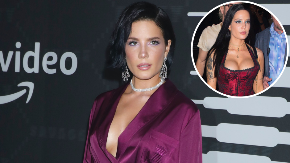 Halsey's Hottest Red Carpet and Street Style Looks Over the Years