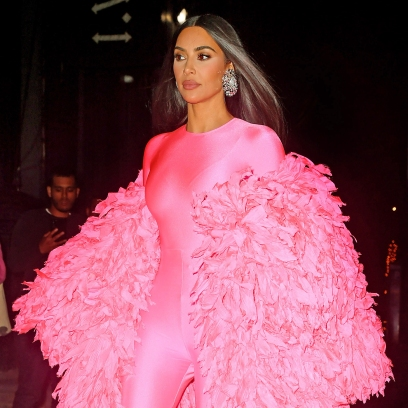 Inside Kim Kardashian's Star-Studded 'Saturday Night Live' Afterparty