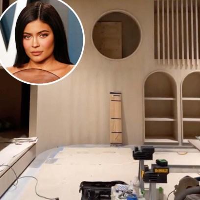 Kylie Jenner Shares Mini Tour Baby No 2s Luxurious Nursery