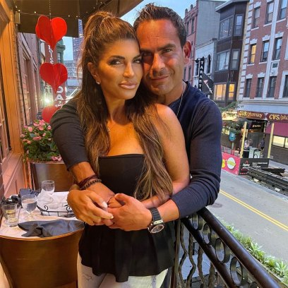 RHONJ's Teresa Giudice Engaged to BF Luis Ruelas After Romantic Greece Proposal