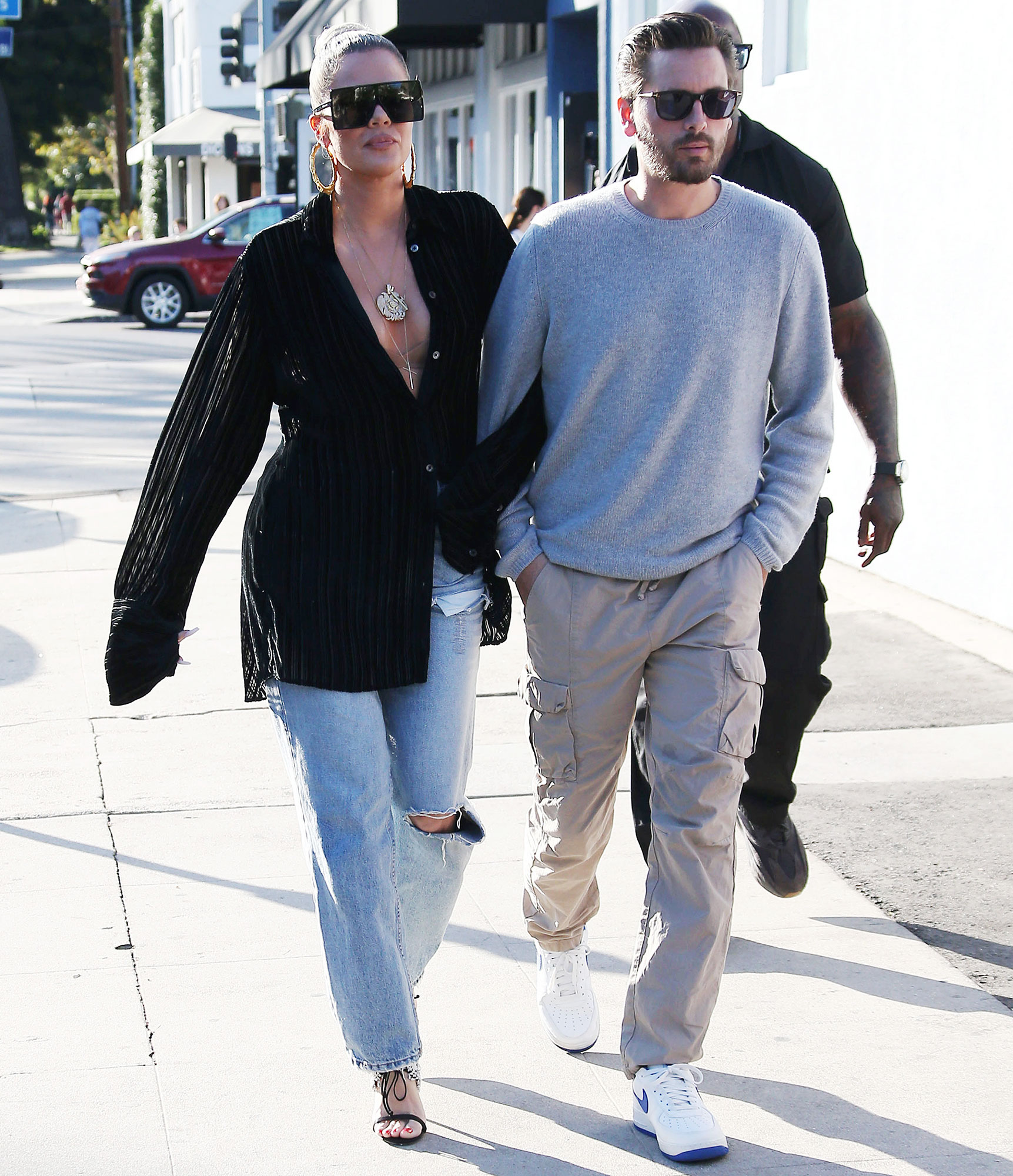 Scott Disick Sees Going to SNL Afterparty With the Kardashians After DM Drama