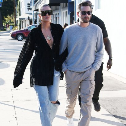 Scott Disick Spotted Attending SNL Afterparty With Kardashians After DM Drama