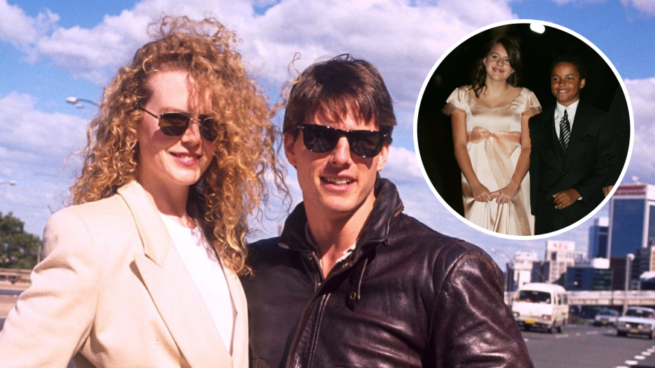 Tom Cruise and Nicole Kidman's Rare Photos With Isabella and Connor