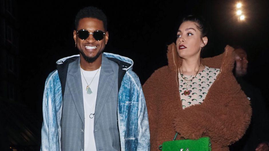 Usher and Girlfriend Jennifer Goicoechea Welcome Baby No. 2
