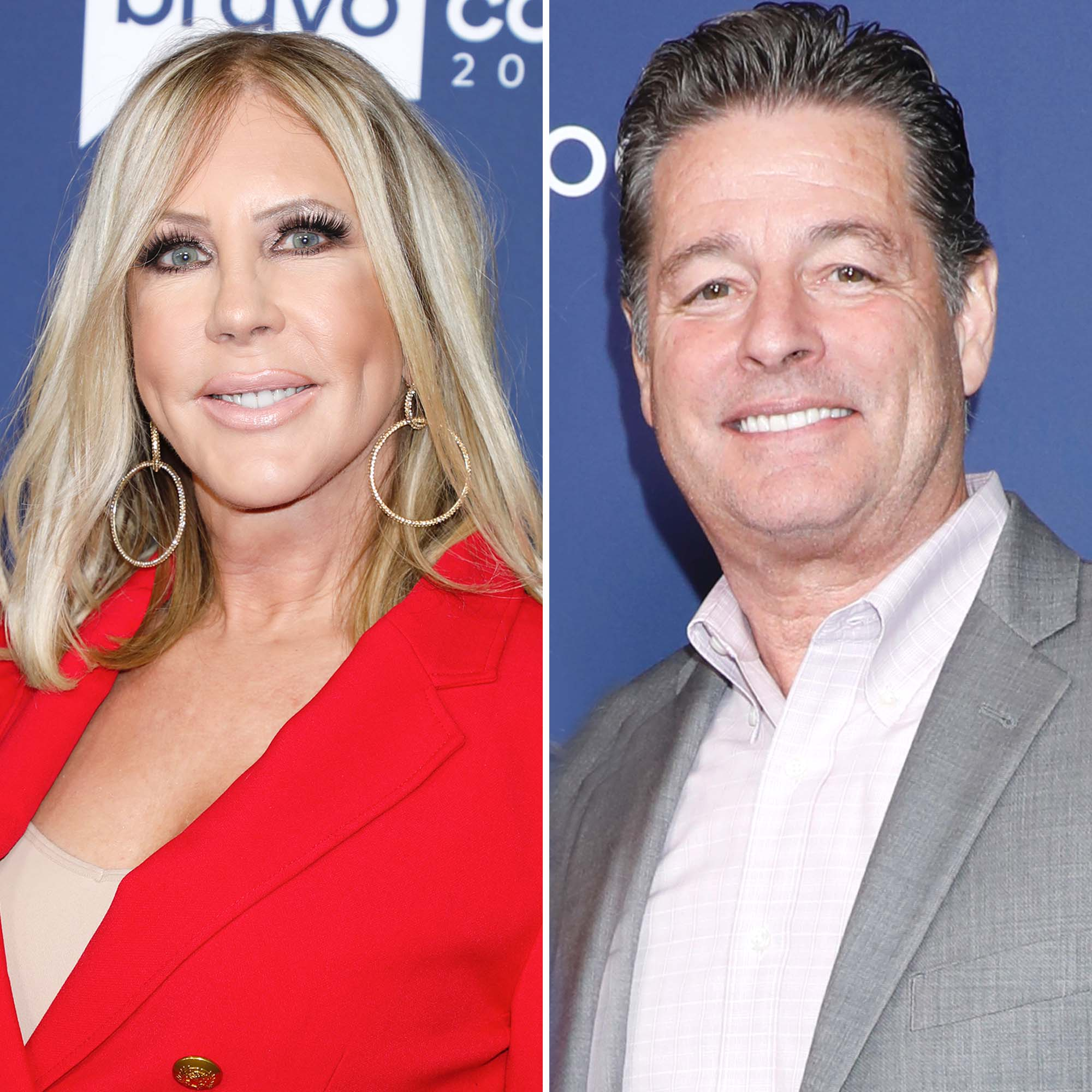 Vicki Gunvalsons Ex Steve Denies Her Claims He Cheated on Her Theyre Absolute Lies