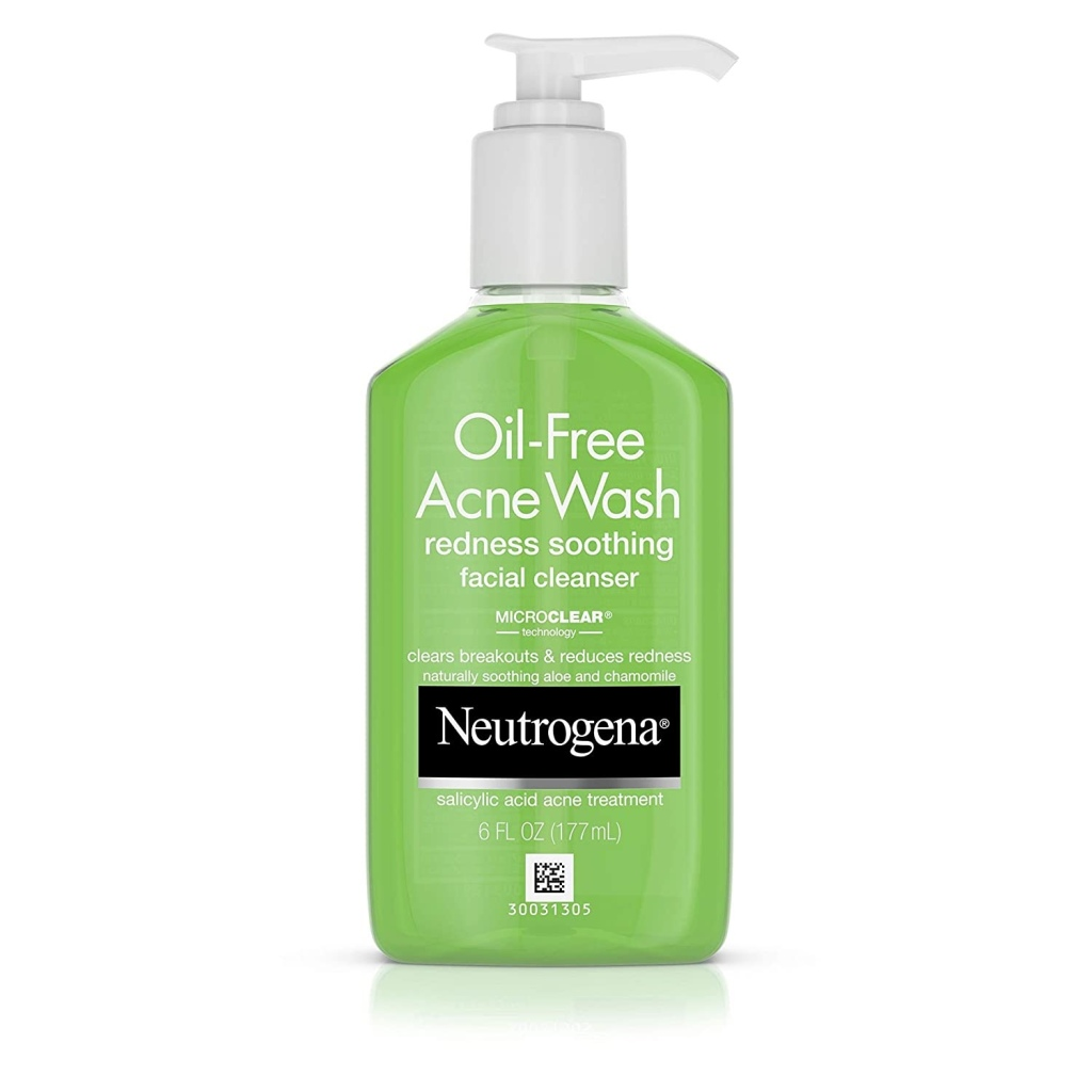 best-face-wash-acne