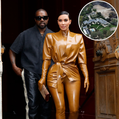 Kim Kardashian Agrees to Buy L.A. Home from Kanye West for $23 Million as Part of Ongoing Divorce